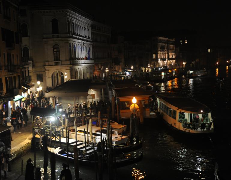 Venise – La Cité Jour et Nuit